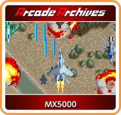 Arcade Archives: MX5000 para Nintendo Switch