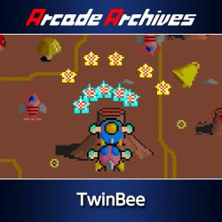 Arcade Archives: TwinBee para PlayStation 4