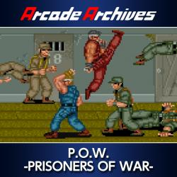 Arcade Archives: P.O.W. - Prisoners of War para PlayStation 4