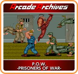 Arcade Archives: P.O.W. - Prisoners of War para Nintendo Switch
