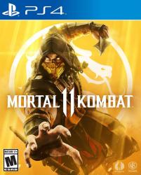 Mortal Kombat 11 para PlayStation 4