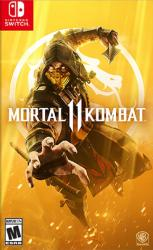 Mortal Kombat 11 para Nintendo Switch