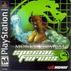 Mortal Kombat Special Forces para PlayStation
