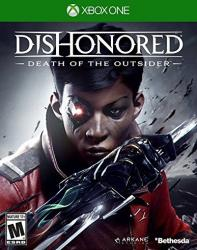 Dishonored: Death of the Outsider para Xbox One