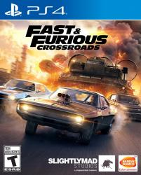 Fast & Furious Crossroads para PlayStation 4