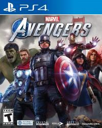Marvel's Avengers para PlayStation 4