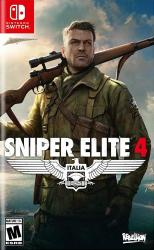Sniper Elite 4 para Nintendo Switch