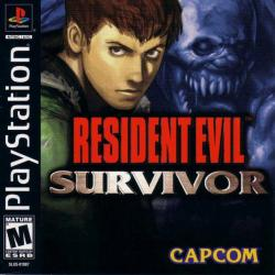 Resident Evil: Survivor para PlayStation