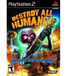 Destroy All Humans! para PlayStation 2