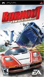 Burnout Legends para PSP