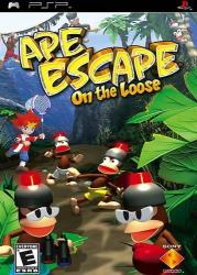 Ape Escape: On the Loose para PSP