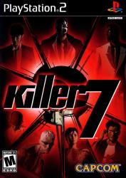 Killer 7 para PlayStation 2